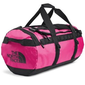 NWT The North Face Base Camp Duffel, Pink, Small